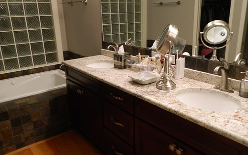 bath remodeling in Denver Colorado by Mountain View Corporation