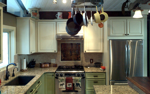 kitchen remodeling in Denver Colorado by Mountain View Corporation